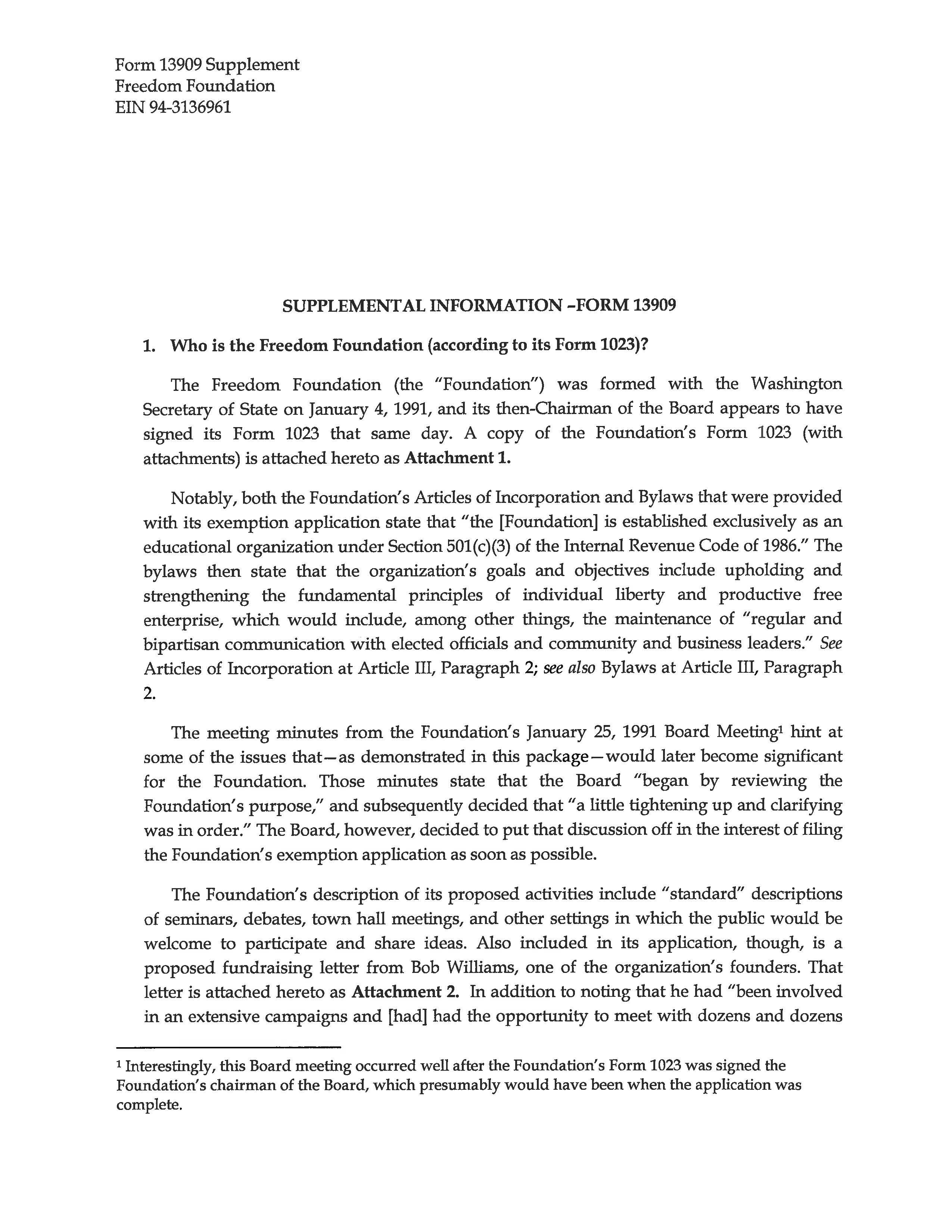 Page five d the irs investigates all referrals sent to it falaconquin